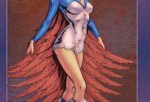 He-Man and She-Ra / by Rebekah Hogan Watts