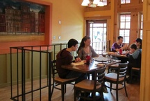 Favorite Places & Spaces / by Red Pepper Pizzeria and Pasta