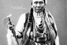 American Indians / by Mitzi Burton