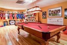Gameroom Decor Ideas / by Maggie Bailey