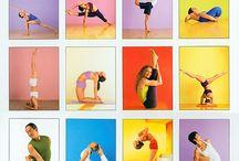 Yoga...Namaste ;) / by Melinda Mah-Bishop