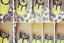 nails / by Eibhleann Newell
