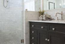Bathrooms / by Celeste Crismore