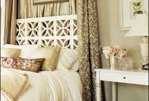 Bedroom ideas / by Allie Hall
