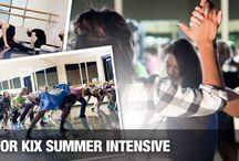 SUMMER INTENSIVE / WITH AN INCLUSIVE APPROACH TO OUR 4-DAY SUMMER INTENSIVE, WE DESIGN INTENSIVES THAT NOT ONLY CHALLENGE AND MOTIVATE, BUT THAT BELIEVE IN EVERY DANCER. / by Just For Kix