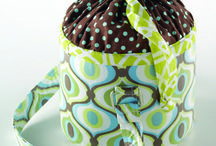 Lunch Bags to SEW / Lunch bags aren't just for kids / by Carolyn Erratt