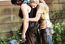 The Walking Dead!! / by Ashley Wells