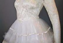 Vintage Wedding Dresses / by Calinda Reed
