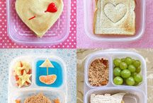 School lunches / by Jurate Phillips