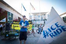 #IceRide en el mundo. / www.iceride.org.ar / by Greenpeace Argentina