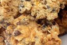 Cookies/Muffins/Scones / by Reta Wilson