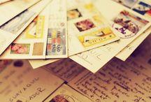 Postcard inspiration / by Dominique Falla
