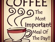 Coffee & Cups / by Carmen Rivera