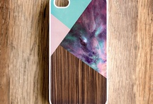 iPhone cases / by Hanna Kasper