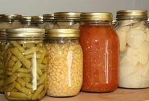 Canning & Food Storage / by Donna Reynolds