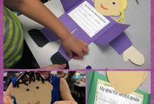 third grade 2014/2015 / by Tosha Pesic