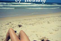 Tanning / by Lauren Ney