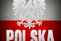 POLSKA / by Maryna Honkisz