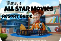 Disney's All Star Movies Resort / Disney's All Star Movies Resort a value hotel at Wat Disney World / by The Magic For Less Travel - Specializing in Disney and Universal Vacations