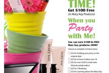 Mary Kay Ideas / by Stephanie Selvage