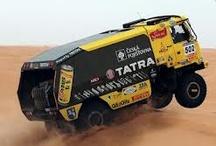 Dakar Trucks / by Kleyn Trucks
