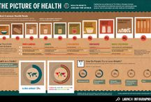 infographics and data visualization / by Judy Escalon