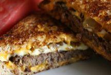 Recipes - Hamburgers / by Al Wieging