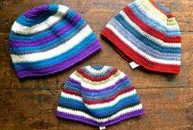 Crochet Hats / by Susan Doty