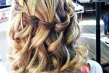 hair / by Jen Sanfelipe-Hegarty