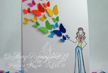 Card making is fun! / by Michelle Hames