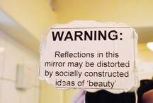 body image + health / by Melissa Tibbals-Gribbin