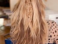 hairstyles / by Laura Duque