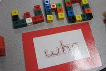 Word Work/Language / by Laura Krisle