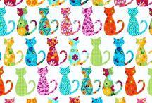 Fabric I love / by Charlene Robinson