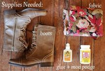 Boot Love! / by thevintagehandbag.com