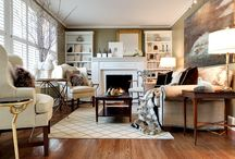 interior design / by Theresa Alexander