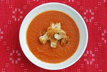 Soups Simmering / by Dana Smith