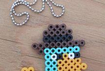 Perler beads / by Kristine Swiontek