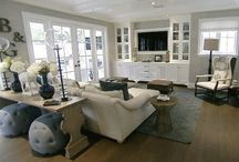 Hearth Room Ideas / by Kellene Ellexson