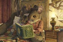 Era uma vez... / Ilustrações de livros infantis / by Maria Inês Fiorani Faccin