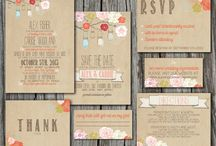It's Really Happening! (Wedding Planning!) / Actual wedding ideas ;) / by Morgan Ashley