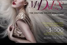 """Colortrak Runway Madness Inspiration / Pinspiration board for Colortrak Runway Madness """" The couture color challenge""""  / by Colortrak Color Accessories"""