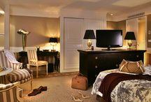 Votre chambre vous attend  - Your room awaits   / by Tiara Château Hôtel Mont Royal Chantilly