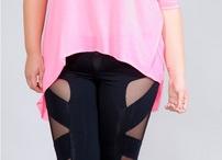 Plus size fashion / by Bridgette Kessel