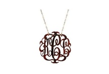 Design~ Monograms / by Henry W. Powell