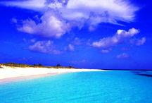 Caribbean Beaches / This is my first site started six years ago about the Caribbean Beaches. I lived most of my life in the Caribbean and know the Islands first hand. I give you information about the Islands, their cities, beaches and attractions...  http://caribeaches.com / by Eddy Tuchman