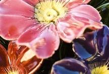 Keramiek bloemen / by tineke wiendels