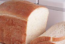 Bread / by Pamela Tuckey