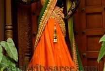 Half Sarees / by Sowmya Jammula