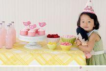 Kids birthday parties / by Sarra Lisle